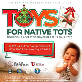 Toys for Native tots